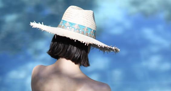 Nos chapeaux de paille