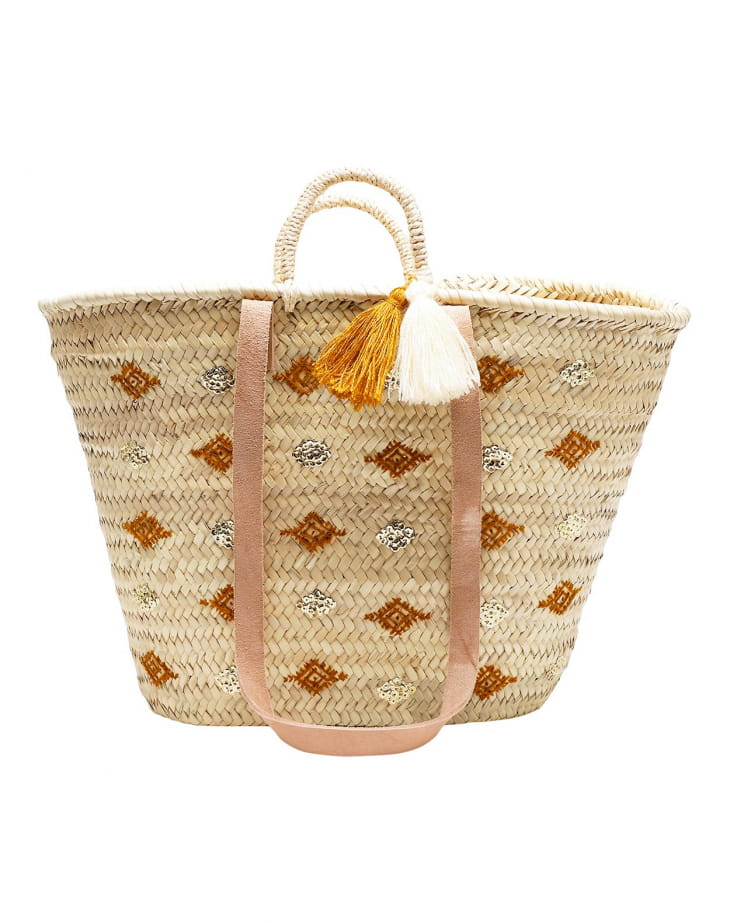 Large Casablanca Sunshine Basket
