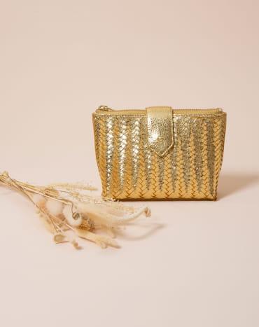 Mini Molly Gold Braided