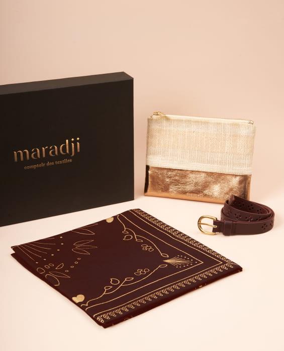 Coffret Maradjique - Le tapis rouge