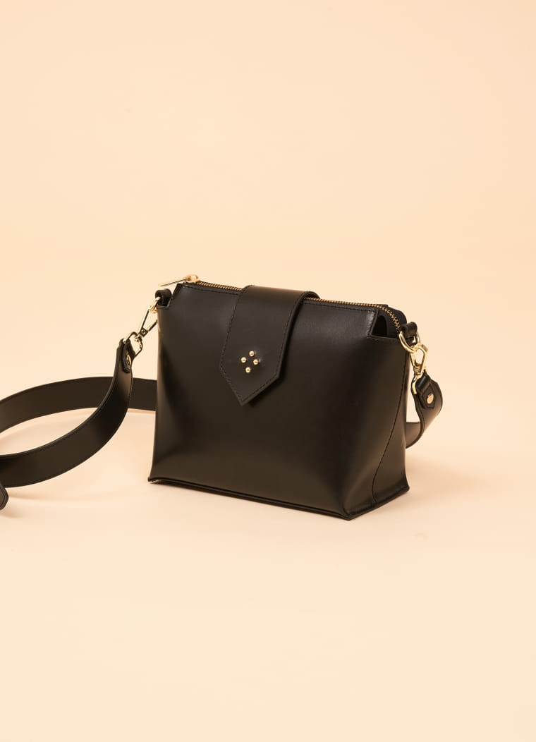 Molly M Recycled Black